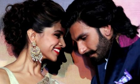 Deepika Padukone and Ranveer Singh: India celebrates Bollywood wedding