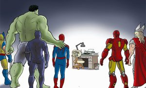 Marvel's Tribute to Stan Lee Will Make You Cry
