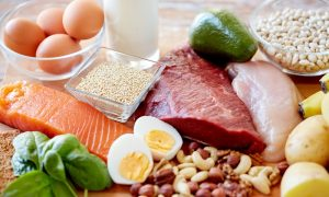 Health and high protein diet